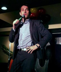 Christmas Party Comedy with James Uloth