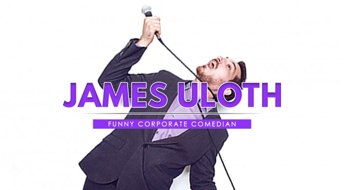 hire corporate comedian in alberta