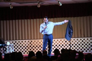 corporate comedian Whitecourt