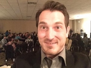 comedian for Edmonton Christmas party