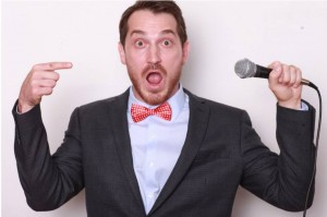 hire comedian for a corporate function